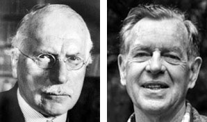 Carl Jung and Joseph Campbell