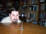 Tom Holmes Wine Never Blinks